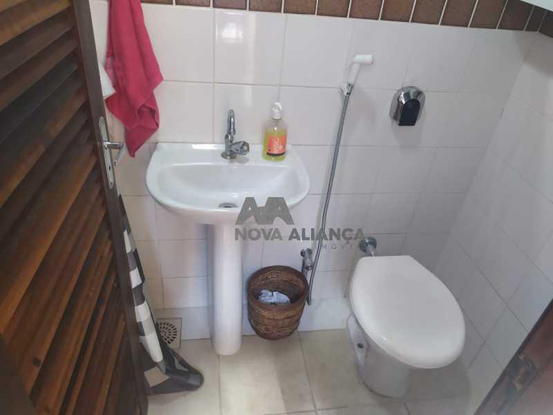 WhatsApp Image 2020-10-29 at 1 - Casa de Vila 3 quartos à venda Laranjeiras, Rio de Janeiro - R$ 950.000 - NFCV30027 - 26