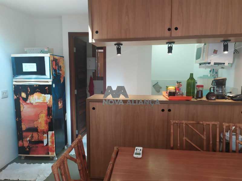 WhatsApp Image 2020-10-29 at 1 - Casa de Vila 3 quartos à venda Laranjeiras, Rio de Janeiro - R$ 950.000 - NFCV30027 - 8
