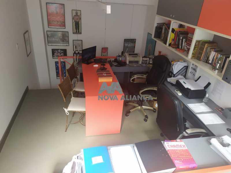 WhatsApp Image 2020-10-29 at 1 - Casa de Vila 3 quartos à venda Laranjeiras, Rio de Janeiro - R$ 950.000 - NFCV30027 - 17