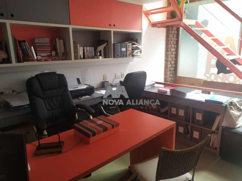 WhatsApp Image 2020-10-29 at 1 - Casa de Vila 3 quartos à venda Laranjeiras, Rio de Janeiro - R$ 950.000 - NFCV30027 - 9