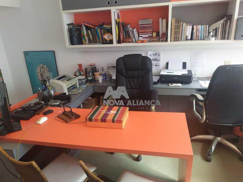 WhatsApp Image 2020-10-29 at 1 - Casa de Vila 3 quartos à venda Laranjeiras, Rio de Janeiro - R$ 950.000 - NFCV30027 - 21