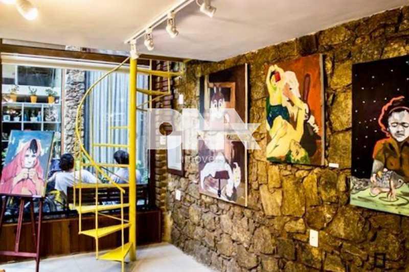 gago 1 - Casa de Vila 3 quartos à venda Laranjeiras, Rio de Janeiro - R$ 950.000 - NFCV30027 - 5