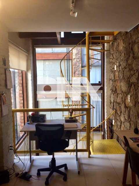 gago 3 - Casa de Vila 3 quartos à venda Laranjeiras, Rio de Janeiro - R$ 950.000 - NFCV30027 - 15