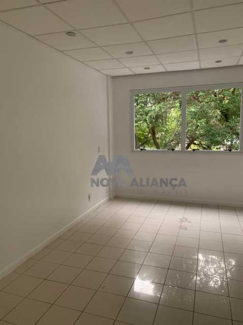 38cc7778-511d-4354-9bc6-95f309 - Sala Comercial 30m² à venda Rua Dona Mariana,Botafogo, Rio de Janeiro - R$ 480.000 - NBSL00258 - 14