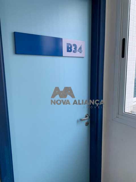 4569d4c5-c462-4258-a981-05d143 - Sala Comercial 30m² à venda Rua Dona Mariana,Botafogo, Rio de Janeiro - R$ 480.000 - NBSL00258 - 6