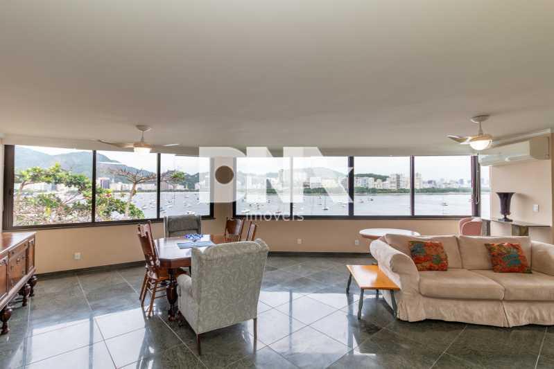 IMG_6242-HDR - Cobertura à venda Avenida Portugal,Urca, Rio de Janeiro - R$ 3.500.000 - NBCO20086 - 8
