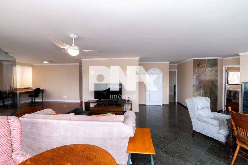 IMG_6254 - Cobertura à venda Avenida Portugal,Urca, Rio de Janeiro - R$ 3.500.000 - NBCO20086 - 15