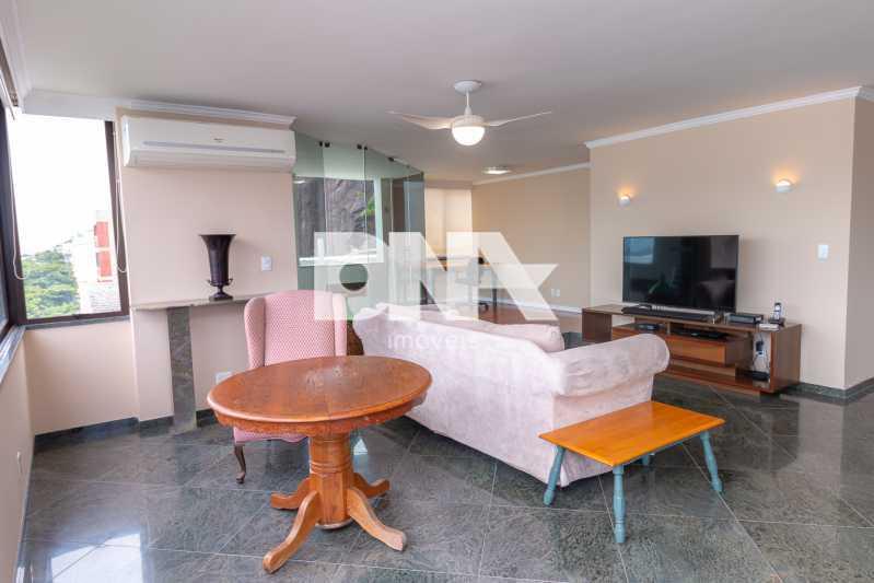 IMG_6257 - Cobertura à venda Avenida Portugal,Urca, Rio de Janeiro - R$ 3.500.000 - NBCO20086 - 18