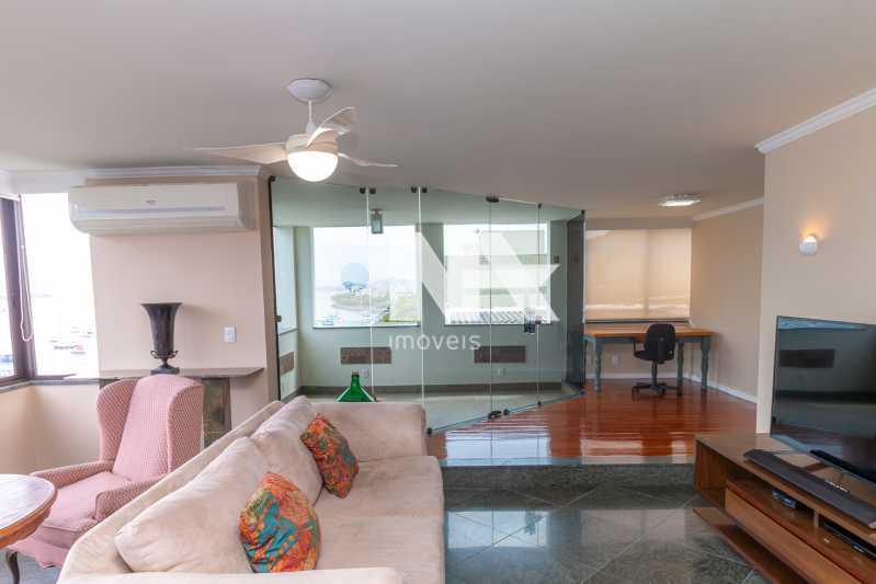 IMG_6258 - Cobertura à venda Avenida Portugal,Urca, Rio de Janeiro - R$ 3.500.000 - NBCO20086 - 19