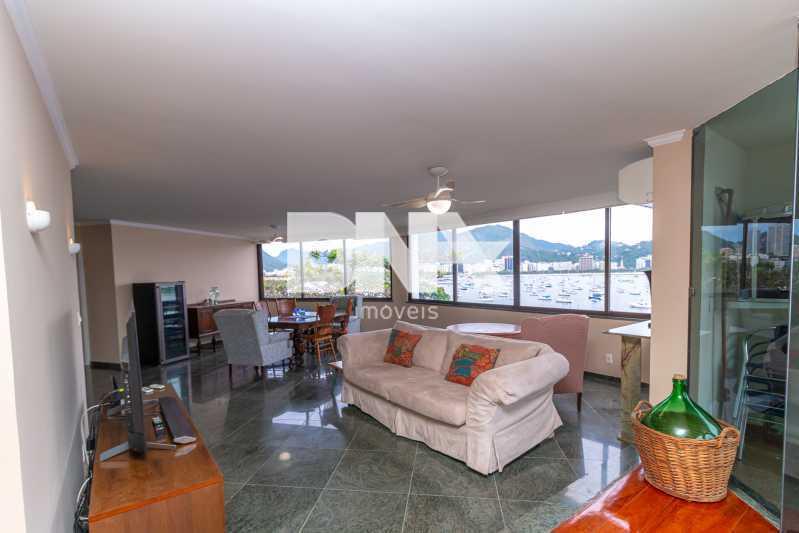 IMG_6265 - Cobertura à venda Avenida Portugal,Urca, Rio de Janeiro - R$ 3.500.000 - NBCO20086 - 23