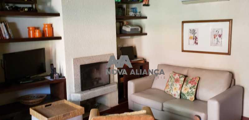 1bc947e6-594e-4521-926c-b59a76 - Flat à venda Rodovia BR-040,Araras, Petrópolis - R$ 499.000 - NBFL10010 - 4