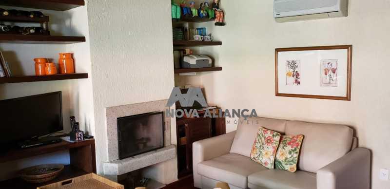 b25bf5b6-a1cb-491b-93cc-273aef - Flat à venda Rodovia BR-040,Araras, Petrópolis - R$ 499.000 - NBFL10010 - 14