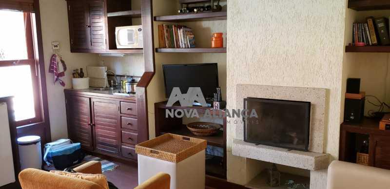 c4517df4-5e2f-4ce8-91a4-479cf8 - Flat à venda Rodovia BR-040,Araras, Petrópolis - R$ 499.000 - NBFL10010 - 17
