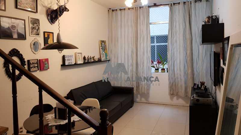 d4b21b6d-42bd-4d8e-b479-2a4c59 - Cobertura 2 quartos à venda Laranjeiras, Rio de Janeiro - R$ 950.000 - NFCO20041 - 3