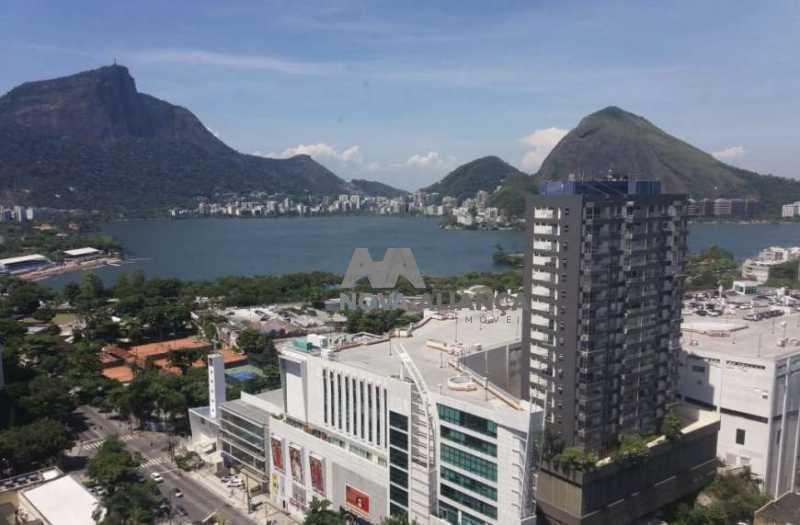ag 01 - Flat à venda Rua Almirante Guilhem,Leblon, Rio de Janeiro - R$ 1.298.000 - NIFL10074 - 3