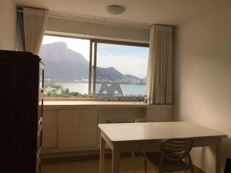 ag02 - Flat à venda Rua Almirante Guilhem,Leblon, Rio de Janeiro - R$ 1.298.000 - NIFL10074 - 7