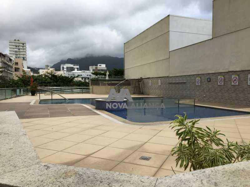 ag03 - Flat à venda Rua Almirante Guilhem,Leblon, Rio de Janeiro - R$ 1.298.000 - NIFL10074 - 15