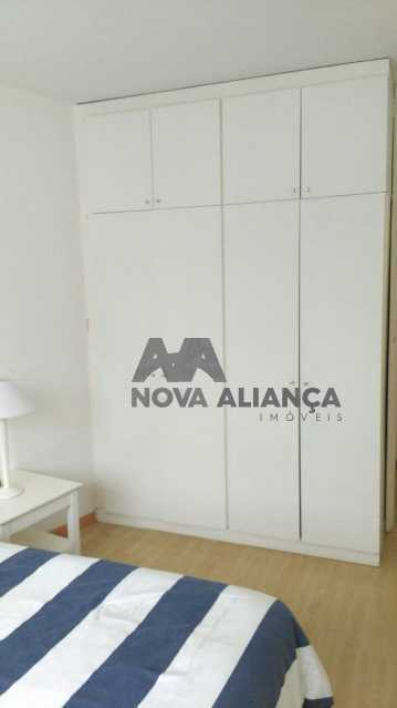 ag07. - Flat à venda Rua Almirante Guilhem,Leblon, Rio de Janeiro - R$ 1.298.000 - NIFL10074 - 11