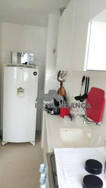 ag10. - Flat à venda Rua Almirante Guilhem,Leblon, Rio de Janeiro - R$ 1.298.000 - NIFL10074 - 14