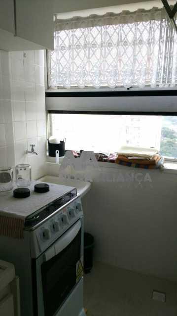 ag11. - Flat à venda Rua Almirante Guilhem,Leblon, Rio de Janeiro - R$ 1.298.000 - NIFL10074 - 8