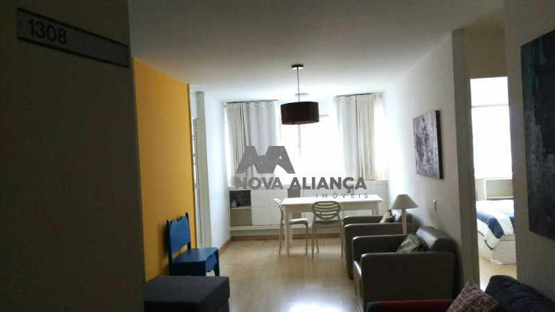 ag12. - Flat à venda Rua Almirante Guilhem,Leblon, Rio de Janeiro - R$ 1.298.000 - NIFL10074 - 5