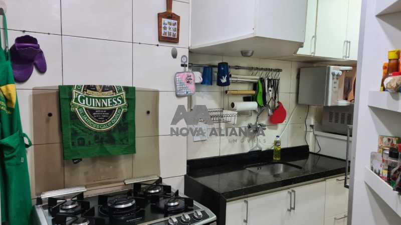 12 - Apartamento à venda Rua Santo Amaro,Glória, Rio de Janeiro - R$ 450.000 - NBAP22408 - 17