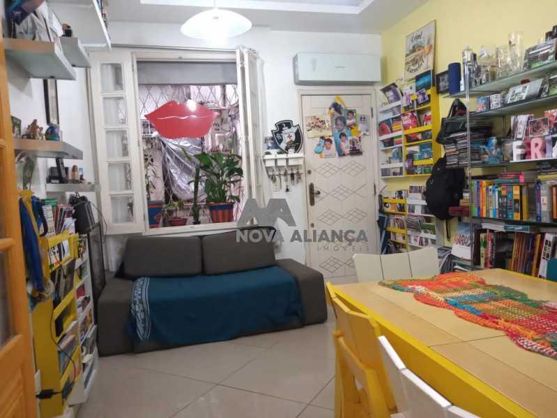 16 - Apartamento à venda Rua Santo Amaro,Glória, Rio de Janeiro - R$ 450.000 - NBAP22408 - 1