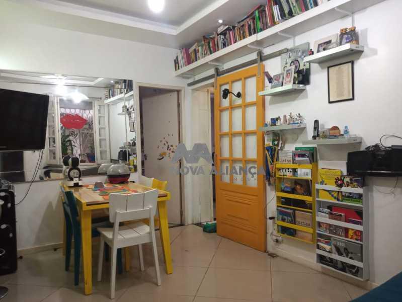19 - Apartamento à venda Rua Santo Amaro,Glória, Rio de Janeiro - R$ 450.000 - NBAP22408 - 3