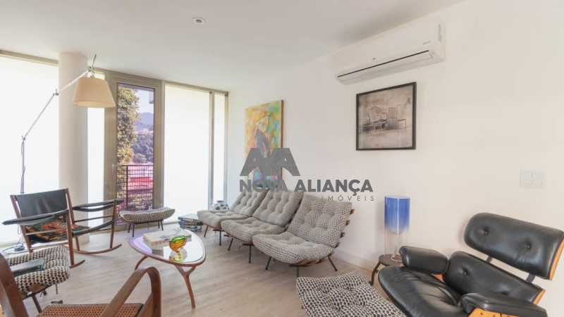 1 - Cobertura 1 quarto à venda Leblon, Rio de Janeiro - R$ 3.400.000 - NICO10016 - 4