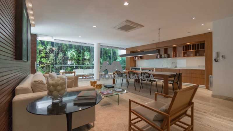 2 - Cobertura 1 quarto à venda Leblon, Rio de Janeiro - R$ 3.400.000 - NICO10016 - 1
