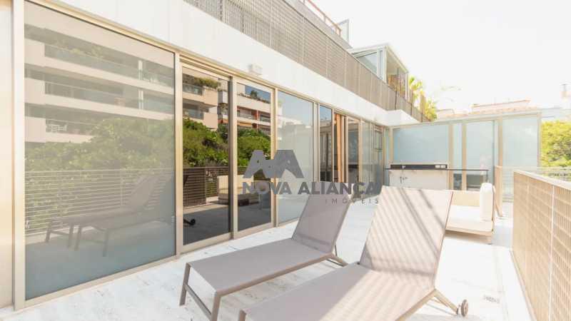 3 - Cobertura 1 quarto à venda Leblon, Rio de Janeiro - R$ 3.400.000 - NICO10016 - 6