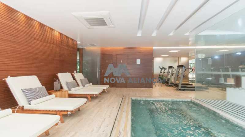 4 - Cobertura 1 quarto à venda Leblon, Rio de Janeiro - R$ 3.400.000 - NICO10016 - 7