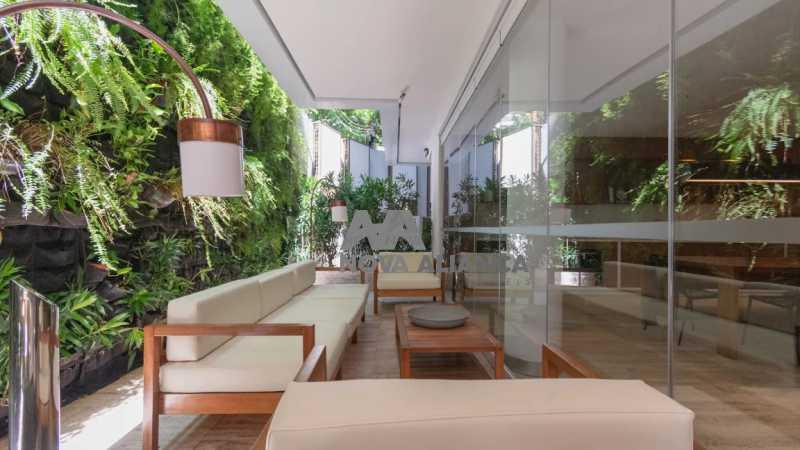 6 - Cobertura 1 quarto à venda Leblon, Rio de Janeiro - R$ 3.400.000 - NICO10016 - 9