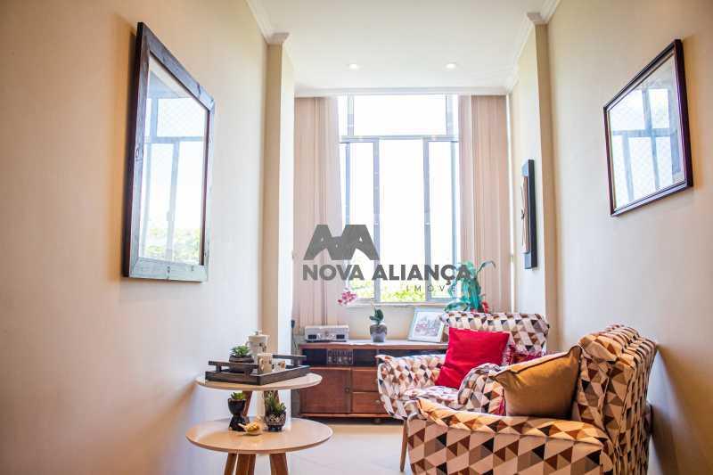 IMG_5672 - Apartamento 3 quartos à venda Tijuca, Rio de Janeiro - R$ 615.000 - NTAP31650 - 9