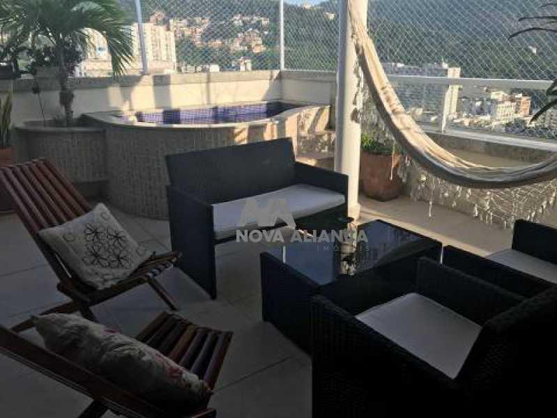 1 - Cobertura 4 quartos à venda Laranjeiras, Rio de Janeiro - R$ 2.390.000 - NFCO40031 - 4