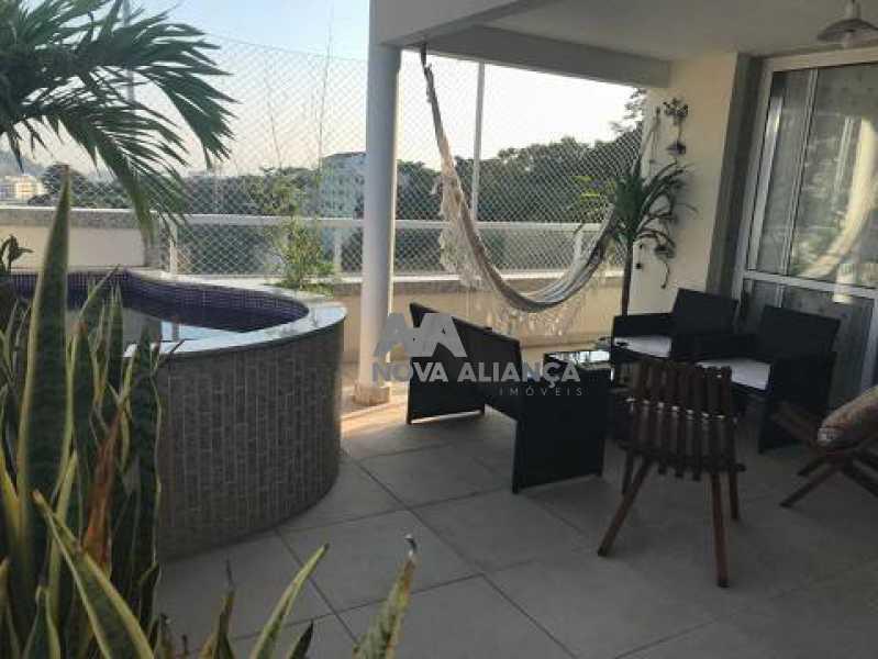 2 - Cobertura 4 quartos à venda Laranjeiras, Rio de Janeiro - R$ 2.390.000 - NFCO40031 - 3