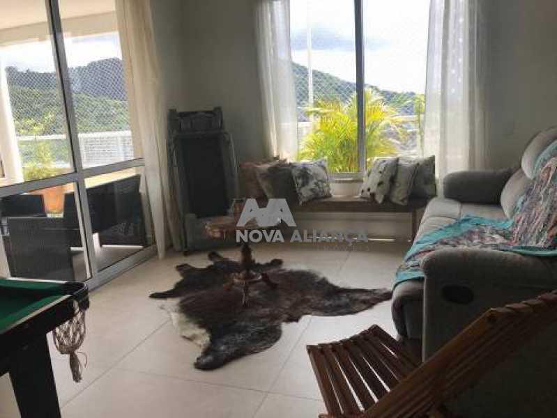 7 - Cobertura 4 quartos à venda Laranjeiras, Rio de Janeiro - R$ 2.390.000 - NFCO40031 - 7