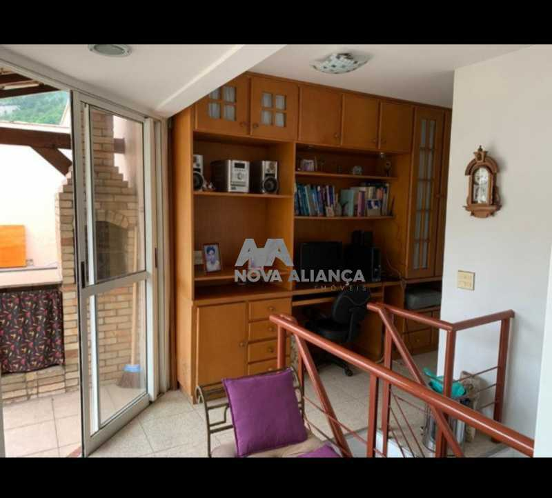 83a5cd75-e66b-4d0f-8eea-7047c9 - Cobertura 3 quartos à venda Laranjeiras, Rio de Janeiro - R$ 1.600.000 - NFCO30074 - 9