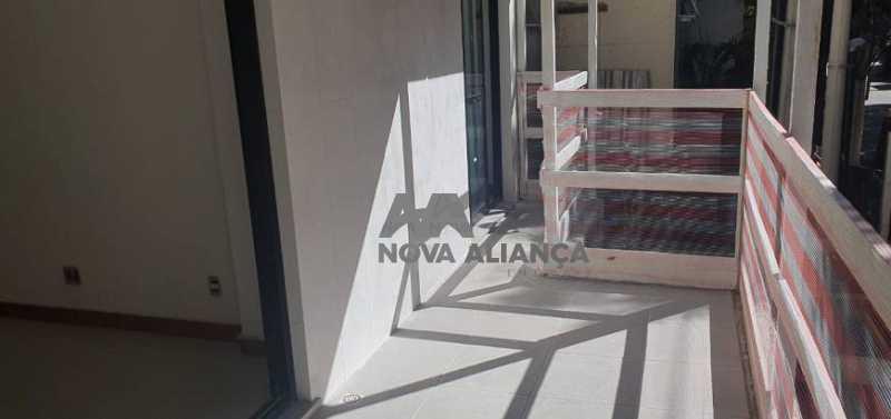 a42ea040fe9215fe4304e3a340c625 - Apartamento à venda Rua Jaceguai,Maracanã, Rio de Janeiro - R$ 484.300 - NTAP10377 - 3