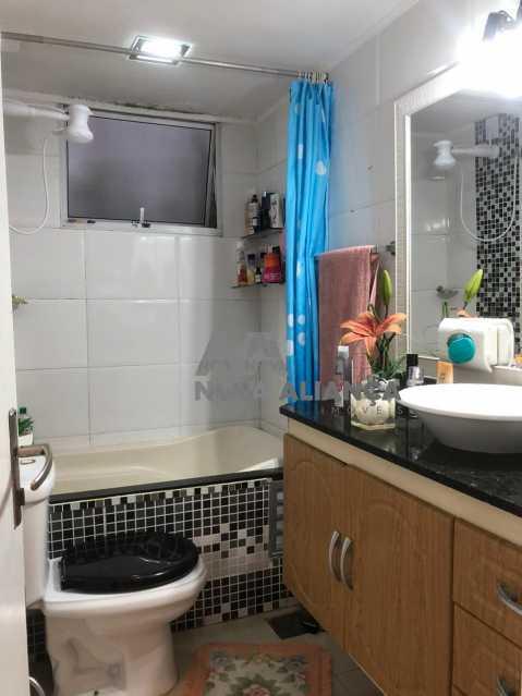 8CC8058E-1125-4F3A-85C7-E4E363 - Casa à venda Rua General Polidoro,Botafogo, Rio de Janeiro - R$ 689.000 - NBCA20024 - 10