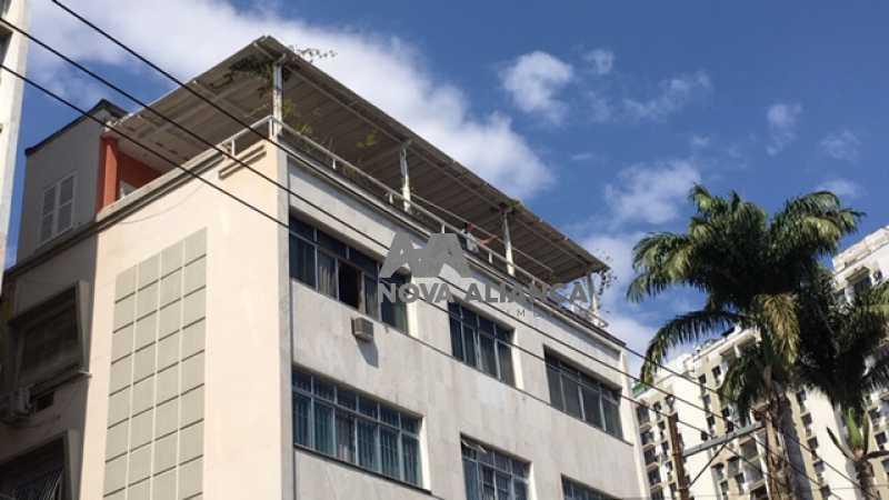 fachada 1 - OPORTUNIDADE ÚNICA,COBERTURA NO RIO COMPRIDO - NTCO40051 - 26