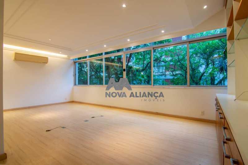 3 - Apartamento 3 quartos à venda Jardim Botânico, Rio de Janeiro - R$ 1.780.000 - NBAP32301 - 1
