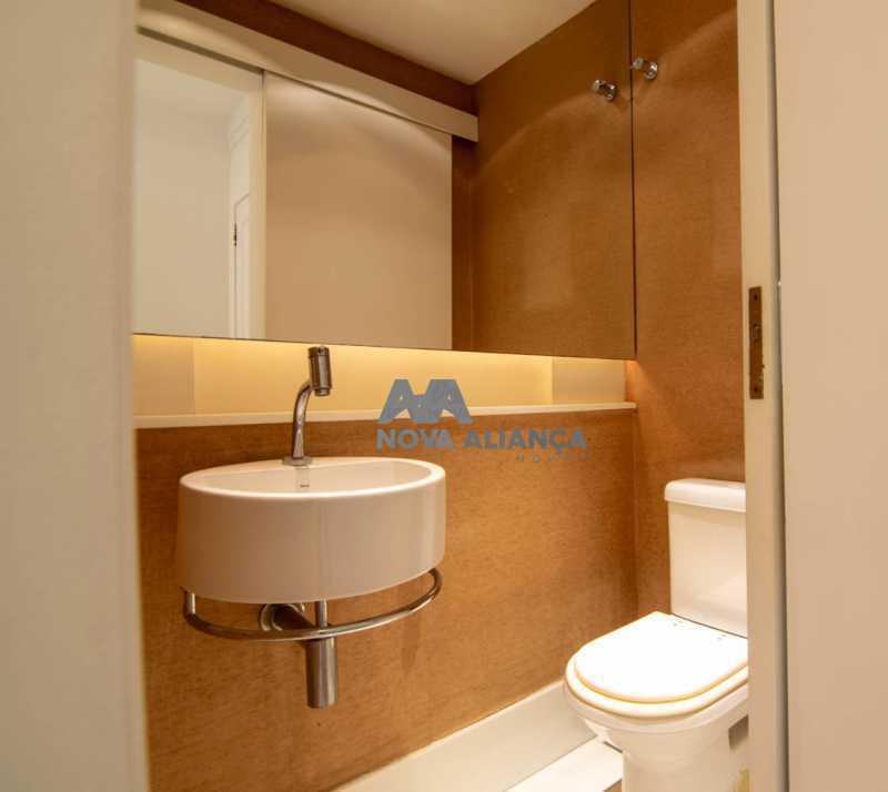 8 - Apartamento 3 quartos à venda Jardim Botânico, Rio de Janeiro - R$ 1.780.000 - NBAP32301 - 17
