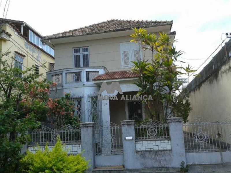ft1 - Casa à venda Rua Professor Valadares,Grajaú, Rio de Janeiro - R$ 950.000 - NTCA50047 - 1