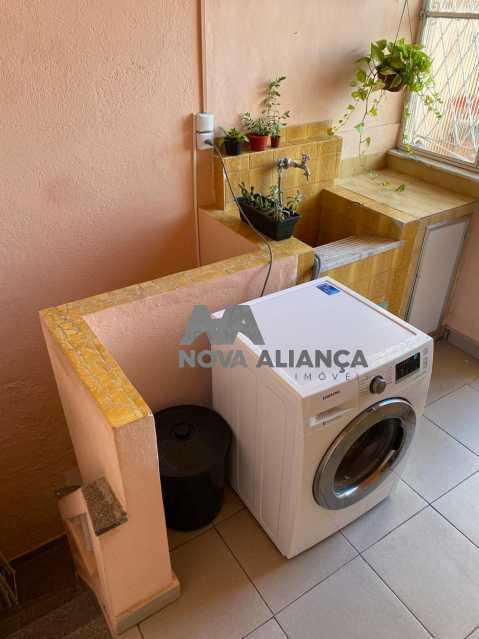 25 - Casa em Condomínio à venda Avenida Marechal Rondon,Rocha, Rio de Janeiro - R$ 319.000 - NTCN20020 - 23