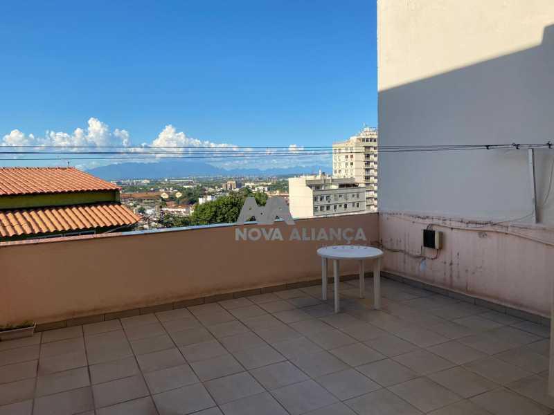 27 - Casa em Condomínio à venda Avenida Marechal Rondon,Rocha, Rio de Janeiro - R$ 319.000 - NTCN20020 - 24