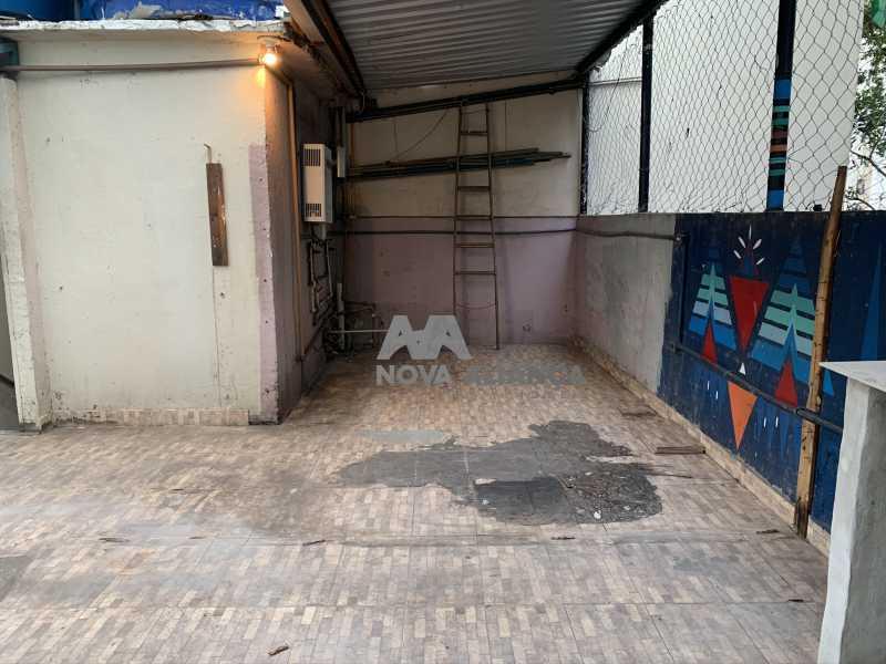 Terraço depois 1. - Casa à venda Rua Tonelero,Copacabana, Rio de Janeiro - R$ 3.450.000 - NSCA00010 - 11