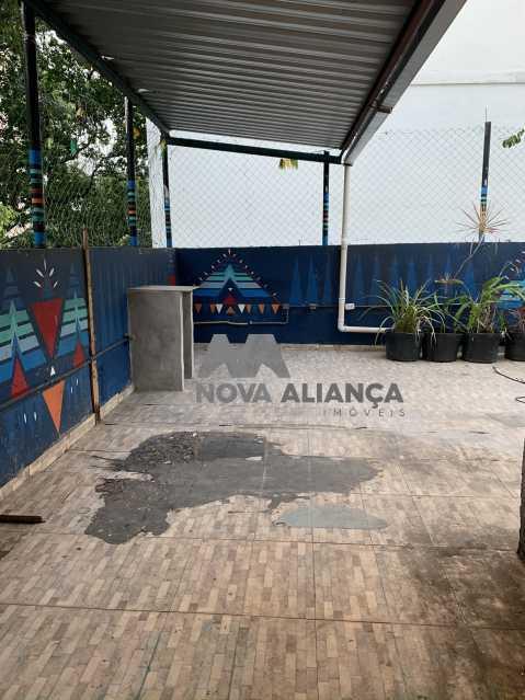 Terraço depois 2. - Casa à venda Rua Tonelero,Copacabana, Rio de Janeiro - R$ 3.450.000 - NSCA00010 - 12