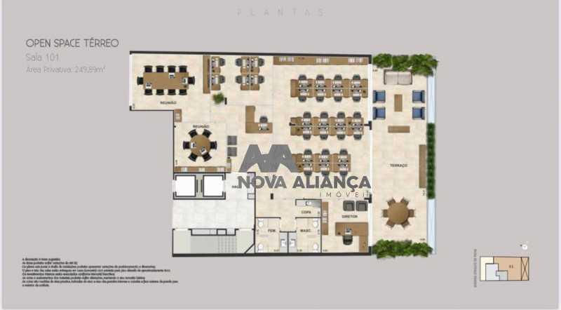 WhatsApp Image 2020-12-09 at 1 - Sala Comercial 138m² à venda Avenida Ataulfo de Paiva,Leblon, Rio de Janeiro - R$ 5.280.480 - NBSL00265 - 8