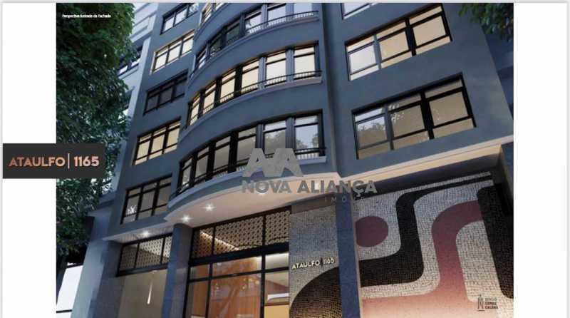 WhatsApp Image 2020-12-09 at 1 - Sala Comercial 138m² à venda Avenida Ataulfo de Paiva,Leblon, Rio de Janeiro - R$ 5.280.480 - NBSL00265 - 12